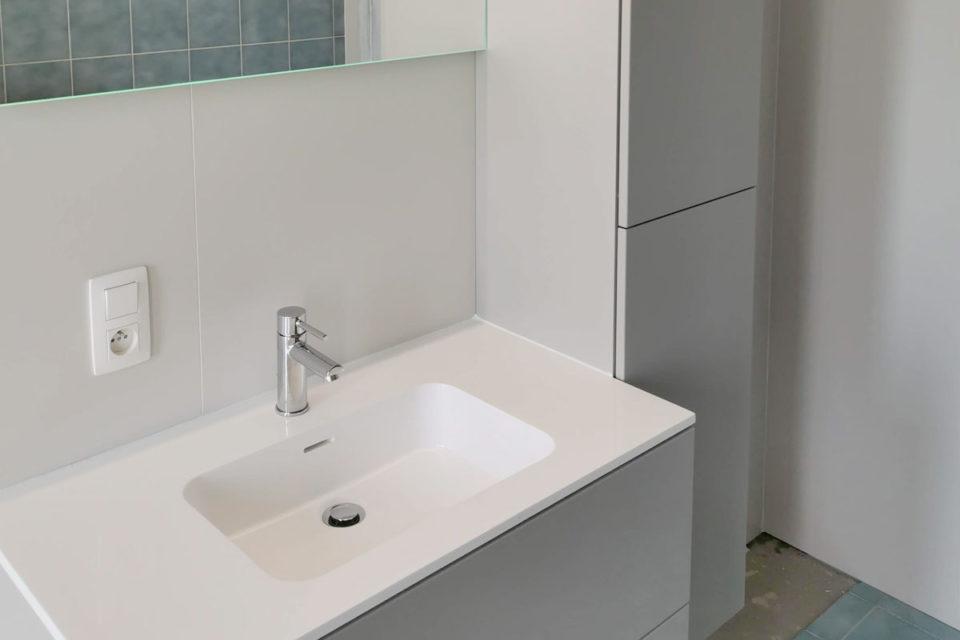 Nieuwe Badkamer in 1 week