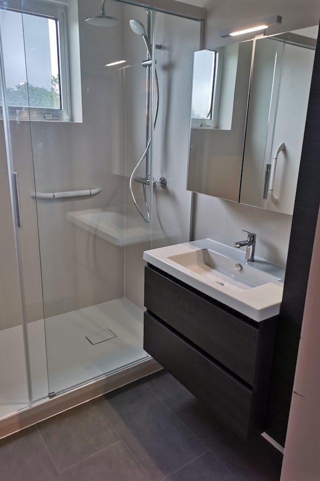 Edegem nieuwe badkamer binnen een beperkt budget